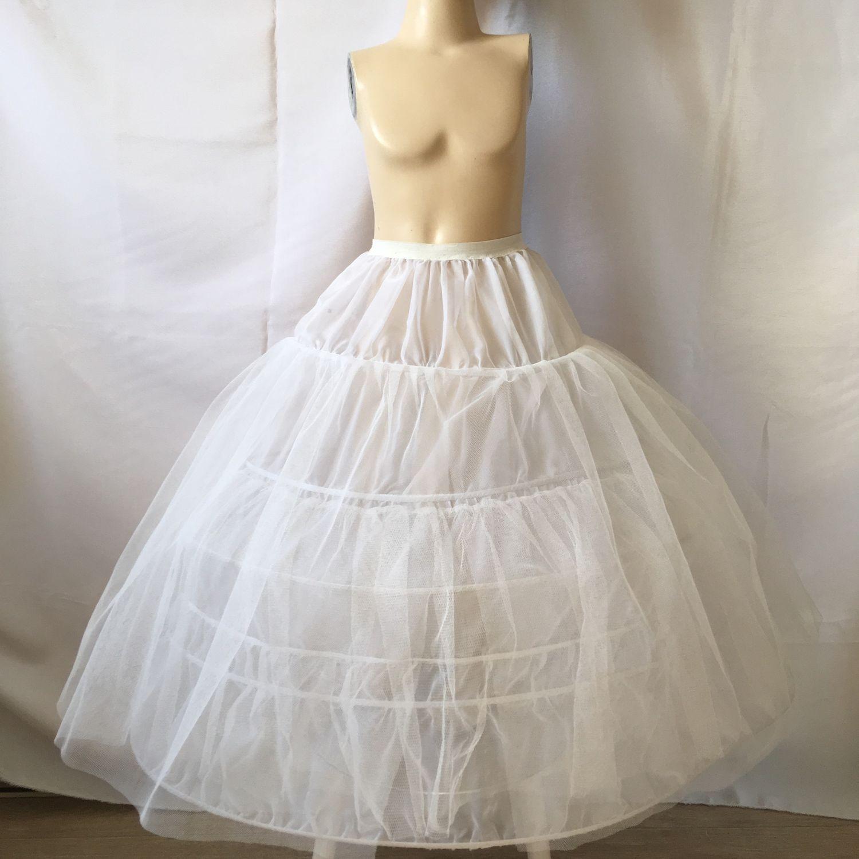 Чтобы Платье Было Пышным