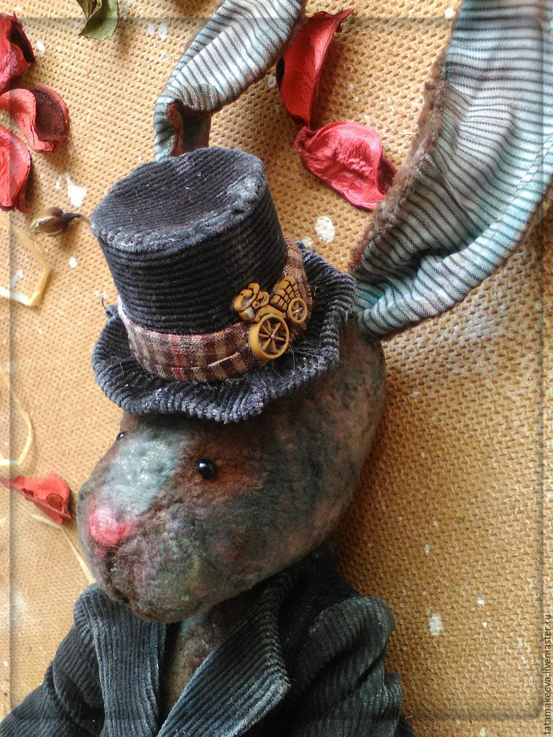 Мистер Кролик, Мягкие игрушки, Ростов-на-Дону,  Фото №1