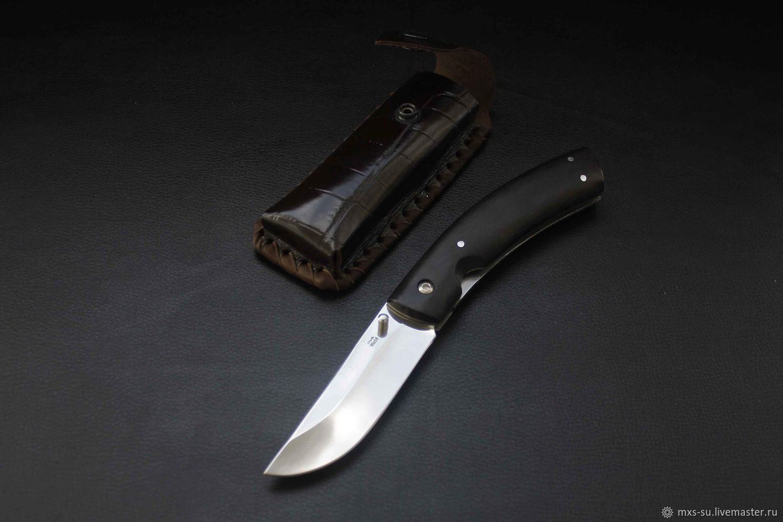 Knife 'Tungus' forged, Knives, Tyumen,  Фото №1