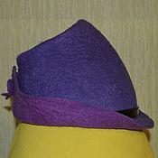 Аксессуары ручной работы. Ярмарка Мастеров - ручная работа Тирольская шляпа. Handmade.