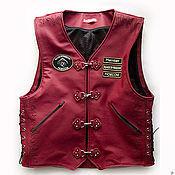 Одежда handmade. Livemaster - original item Vest ROF. Handmade.