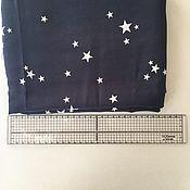 handmade. Livemaster - original item Viscose with stars piece 190h140 Korea. Handmade.
