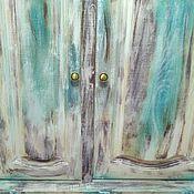 Для дома и интерьера ручной работы. Ярмарка Мастеров - ручная работа Мебель из дерева цвета мультиколлор.. Handmade.