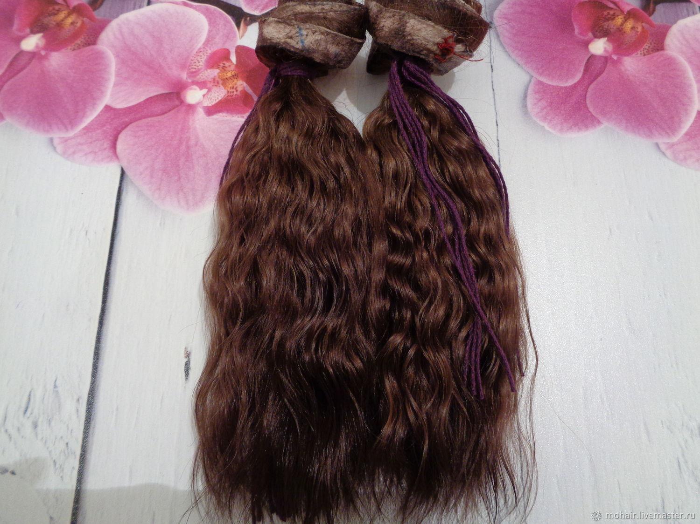 Волосы для куклы, Портретная кукла, Троицк,  Фото №1