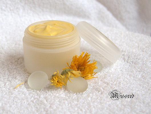 Cream, Gel & Serum handmade. Livemaster - handmade. Buy Cream for oily skin 'Clean skin'.Face cream