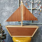 Для дома и интерьера handmade. Livemaster - original item Regiment Boat. Handmade.