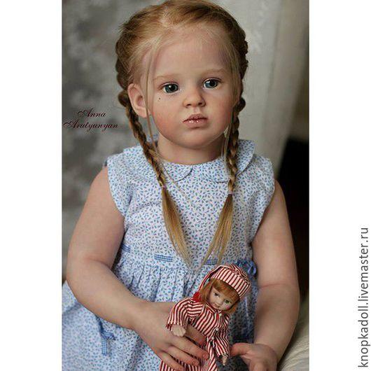 Куклы и игрушки ручной работы. Ярмарка Мастеров - ручная работа. Купить Emilia от Natali Blick. Handmade. Emilia от natali blick