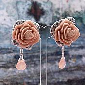 Украшения handmade. Livemaster - original item Earrings