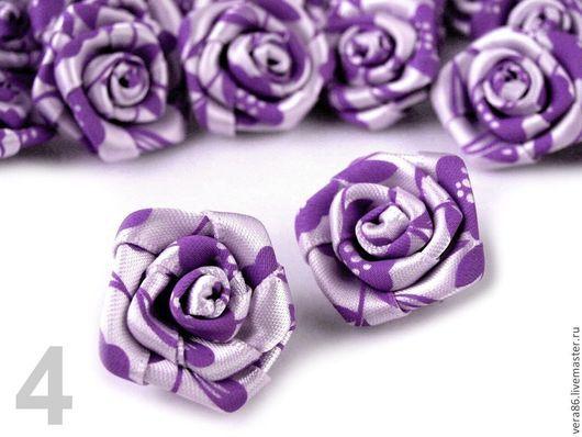 Аппликации, вставки, отделка ручной работы. Ярмарка Мастеров - ручная работа. Купить Цветок для пришивания или приклеивания. Handmade. шитье