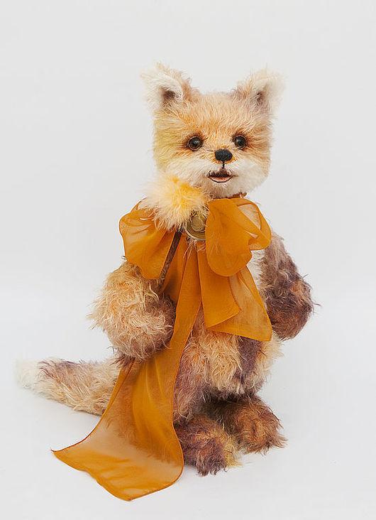 """Куклы и игрушки ручной работы. Ярмарка Мастеров - ручная работа. Купить выкройка """"Лиса"""". Handmade. Авторская выкройка, выкройка"""