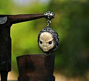 Pendants handmade. Livemaster - original item Alien Pendant. Handmade.