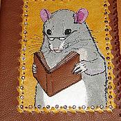 """Материалы для творчества ручной работы. Ярмарка Мастеров - ручная работа """"Мышки и компания"""" вышиваем животных. Машинная вышивка. Купить дизайн.. Handmade."""