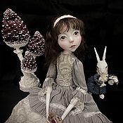 Куклы и пупсы ручной работы. Ярмарка Мастеров - ручная работа Коллекционная кукла Алиса. Handmade.