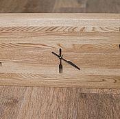 Для дома и интерьера ручной работы. Ярмарка Мастеров - ручная работа Часы из ясеня. Handmade.