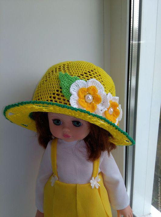 Одежда для девочек, ручной работы. Ярмарка Мастеров - ручная работа. Купить Желтое лето. Handmade. Желтый, нарядное платье