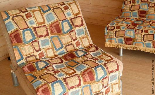 Текстиль, ковры ручной работы. Ярмарка Мастеров - ручная работа. Купить Комплекты   на кресло и диван - ретро. Handmade. Комбинированный, гобелен