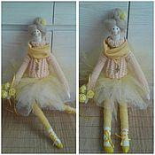 Куклы и игрушки ручной работы. Ярмарка Мастеров - ручная работа Балерина Оля. Handmade.