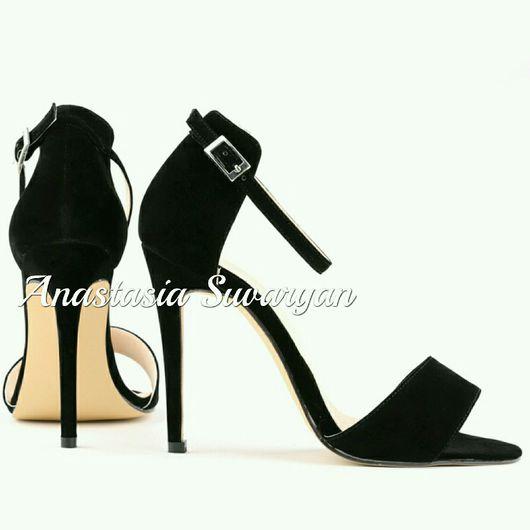 Обувь ручной работы. Ярмарка Мастеров - ручная работа. Купить Босоножки Camilla. Handmade. Женская обувь, обувь, индивидуальный заказ