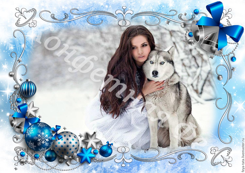 Фоторамка Зима, Фото и видео услуги, Владимир, Фото №1