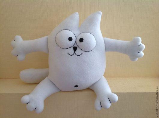 Кот Саймона - позитивный подарок