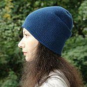 Аксессуары ручной работы. Ярмарка Мастеров - ручная работа Шапка вязаная женская , шапка мужская, шапка унисекс. Handmade.