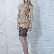 Одежда handmade. Livemaster - original item Slip dress. Handmade.
