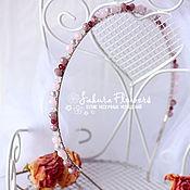 Украшения handmade. Livemaster - original item In stock! Rim BlackBerry ice-cream everyday wedding decoration. Handmade.