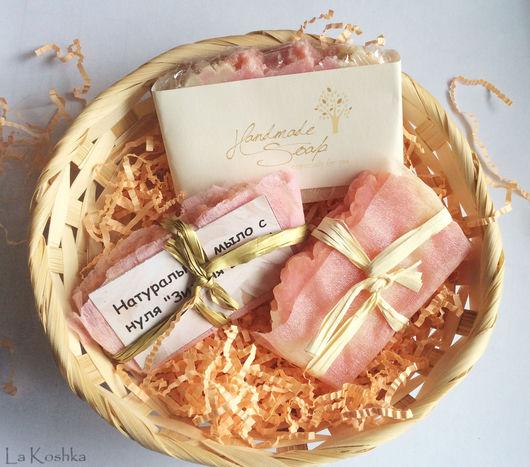 мыло натуральное с нуля, полезное мыло для кожи, подарок девушке и женщине на 8 марта, набор мыло натуральное, мыло розовое красное набор, набор мыла в подарок, подарок на 8 марта маме, мыло в подарок