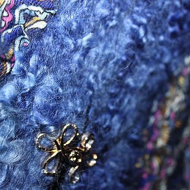 """Одежда ручной работы. Ярмарка Мастеров - ручная работа Костюм валяный шерстяной  """"Морозное утро"""". Handmade."""