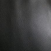 Материалы для творчества ручной работы. Ярмарка Мастеров - ручная работа листы экокожи №5 нерезанная в рулоне черный. Handmade.