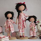 Куклы и игрушки ручной работы. Ярмарка Мастеров - ручная работа Семейные узы. Handmade.