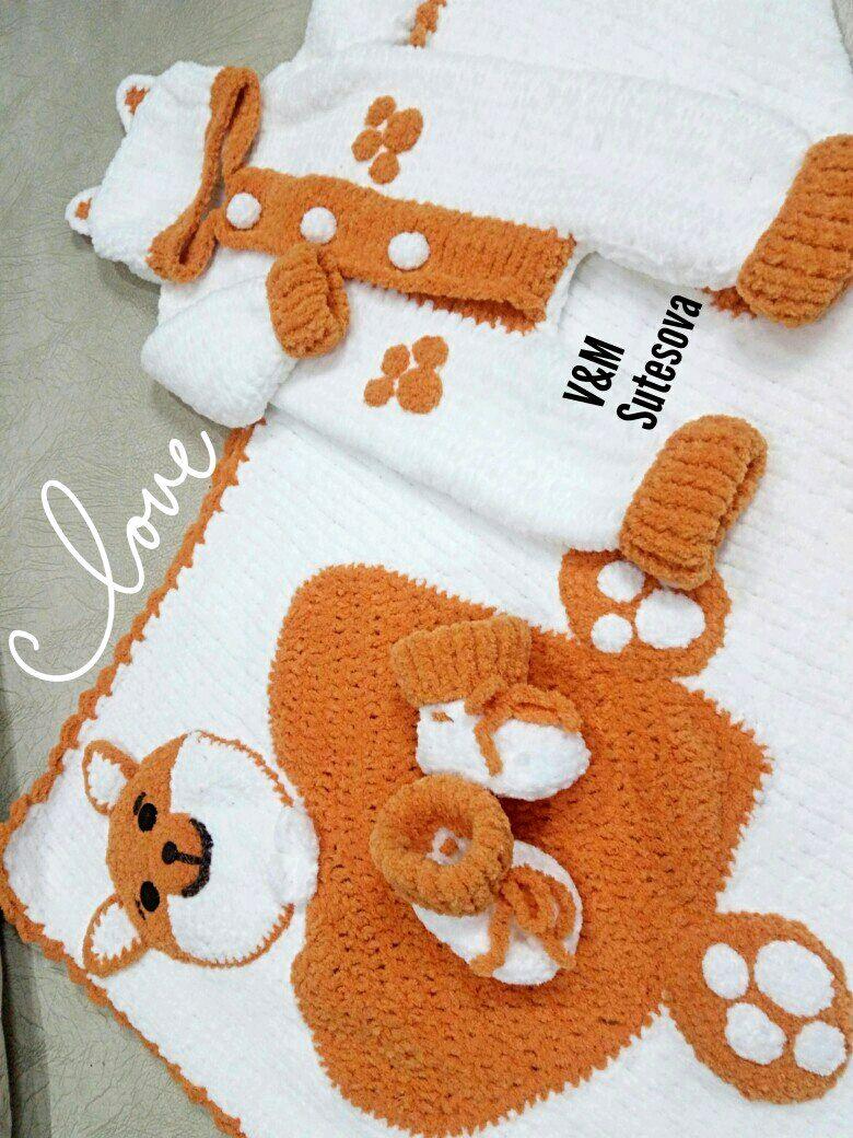 """комплект для новорожденного """"Лисёнок"""", Комплекты одежды для малышей, Чистополь,  Фото №1"""