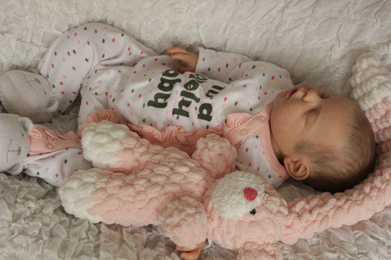 Купить куклу реборн сплюшку