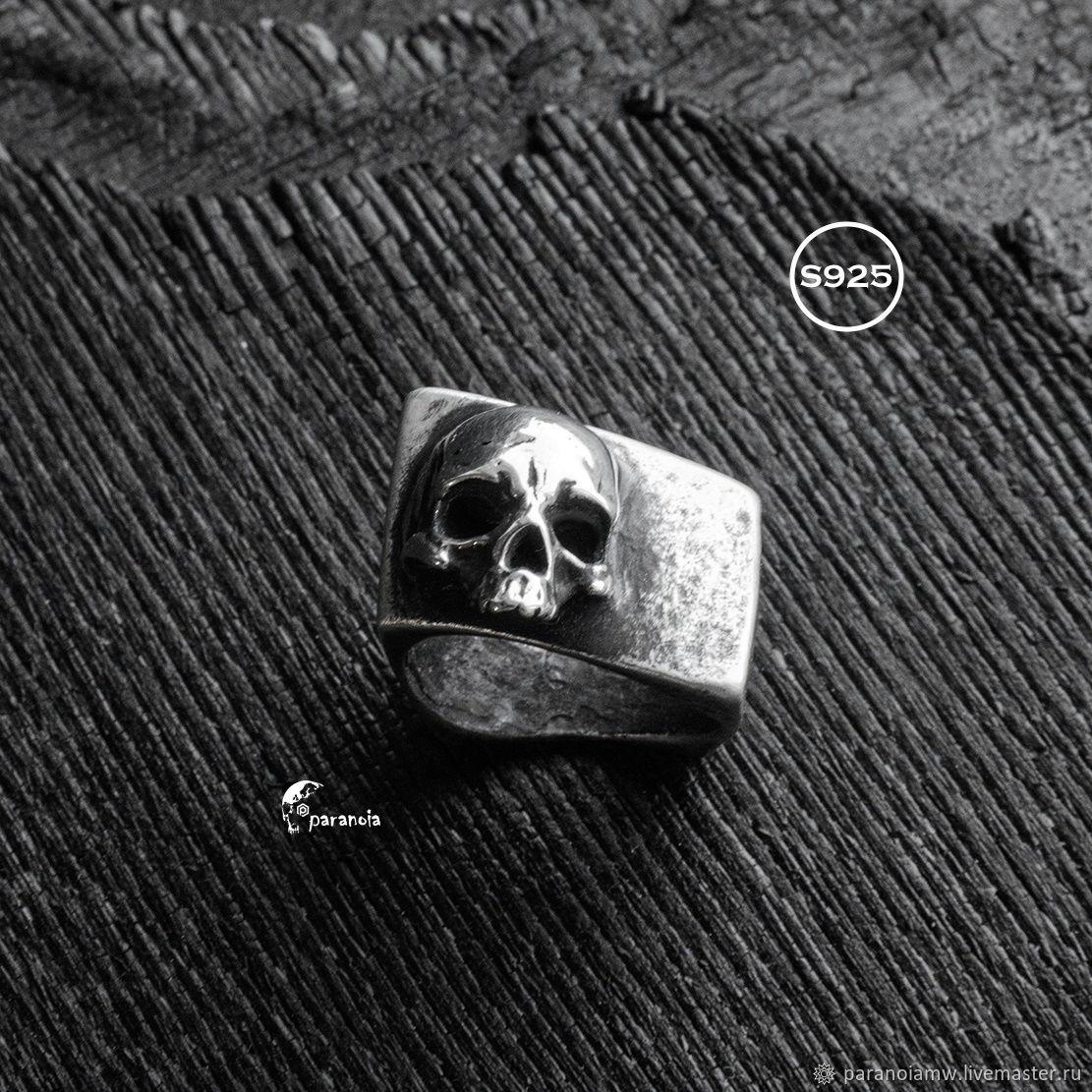 Перстень Wrong Skull, Перстень, Ярославль,  Фото №1