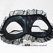 Одежда ручной работы. Ярмарка Мастеров - ручная работа Черная мисс. Handmade.