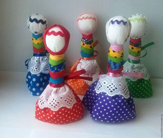 Народные куклы ручной работы. Ярмарка Мастеров - ручная работа. Купить Кукла на удачное замужество. Handmade. Комбинированный, обережная кукла