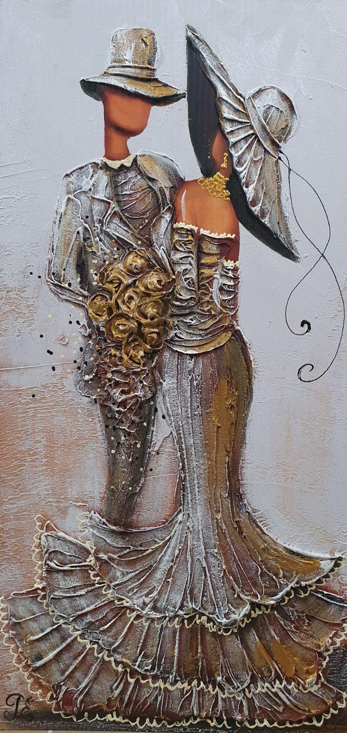 Картина маслом на двп, Оформлено в рамку 65х35, Картины, Малоярославец,  Фото №1