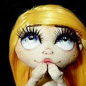 """Куклы и игрушки ручной работы. Ярмарка Мастеров - ручная работа Кукла ручной работы """"Навстречу весне"""". Handmade."""