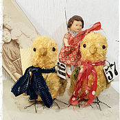Куклы и игрушки ручной работы. Ярмарка Мастеров - ручная работа ONLY KINGS chicken 461 462. Handmade.