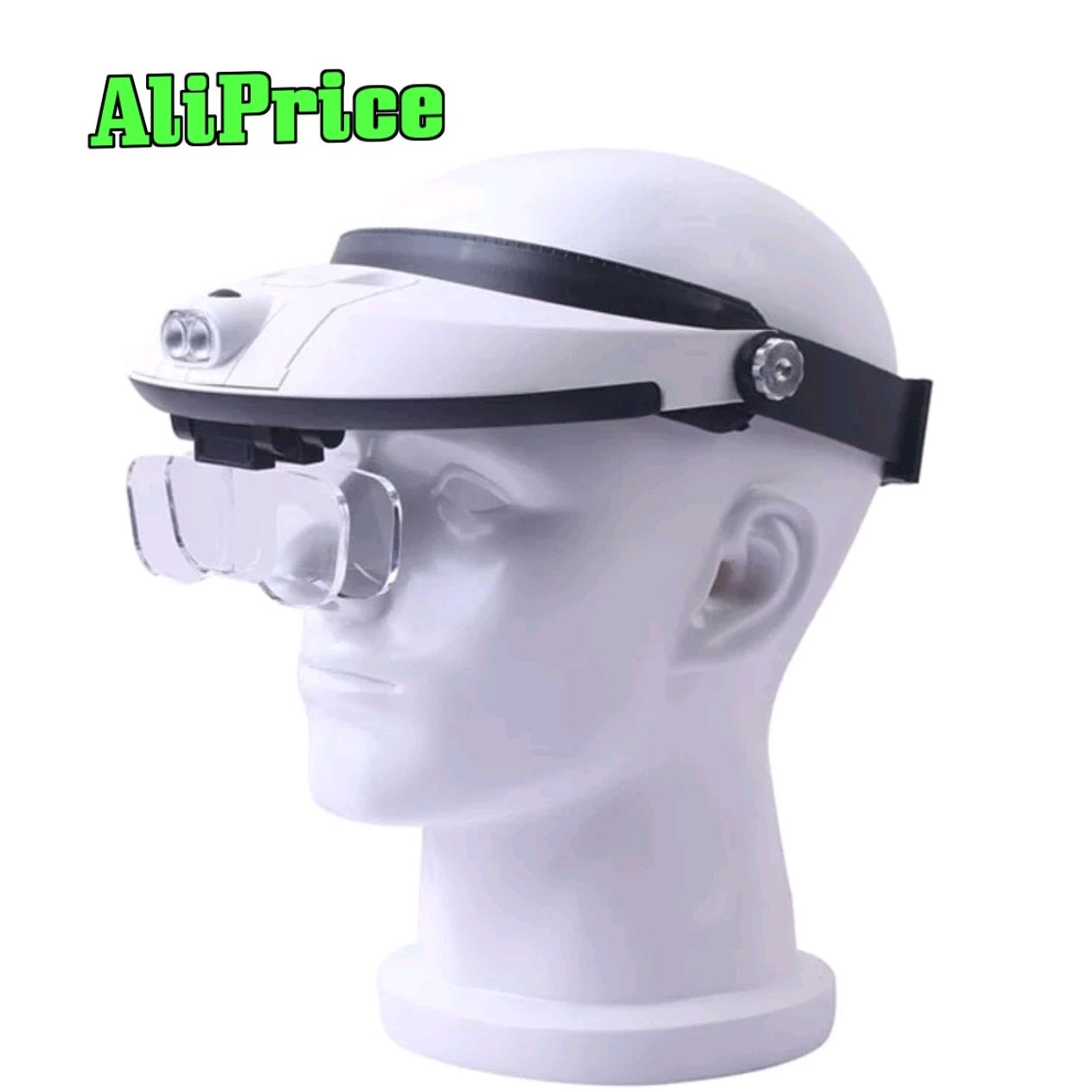 handmade. Livemaster - handmade. Buy Lighted magnifier headband 2 LED 5 lens.Gift, magnifier