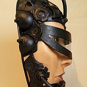 Субкультуры ручной работы. Ярмарка Мастеров - ручная работа маска интерьерная (2). Handmade.