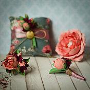 Свадебный салон handmade. Livemaster - original item A set of wedding accessories Boho chic. Handmade.