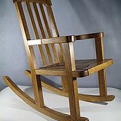 Для дома и интерьера ручной работы. Ярмарка Мастеров - ручная работа Кресло качалка детская. Handmade.