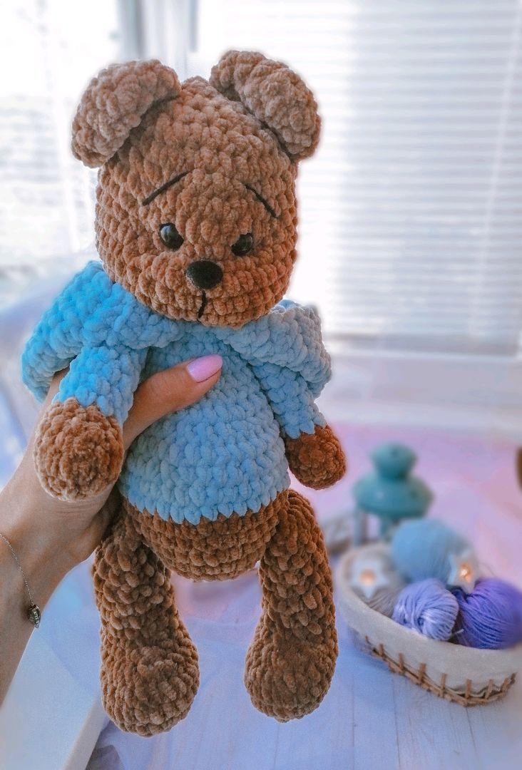 Мишка игрушка, Мягкие игрушки, Курчатов,  Фото №1
