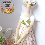 Куклы и игрушки ручной работы. Ярмарка Мастеров - ручная работа Цветочная фея  Роза. Handmade.
