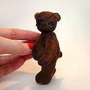 Куклы и игрушки ручной работы. Ярмарка Мастеров - ручная работа Мишка Топтыжка. Handmade.