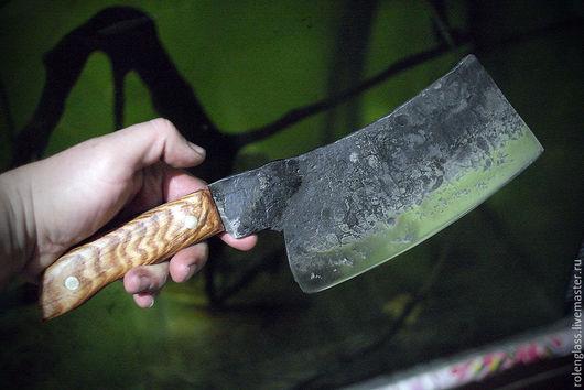 Кухня ручной работы. Ярмарка Мастеров - ручная работа. Купить тяпки (топорики) кухонные. Handmade. Нож ручной работы