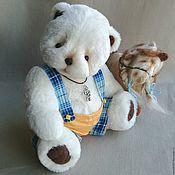 Куклы и игрушки handmade. Livemaster - original item Teddy bear Kirill. Handmade.
