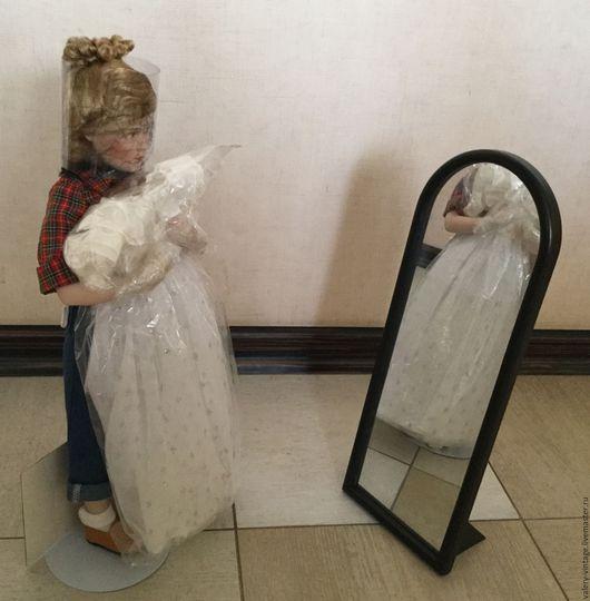 Винтажные куклы и игрушки. Ярмарка Мастеров - ручная работа. Купить Винтажная кукла Данбури Минт, по рисунку Нормана Раквела.. Handmade.