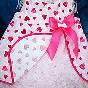 """Работы для детей, ручной работы. Ярмарка Мастеров - ручная работа платье """"Сердечко"""". Handmade."""